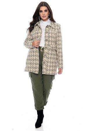 Casaco Plus Size Lariih