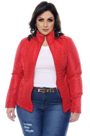 Jaqueta Plus Size Lener