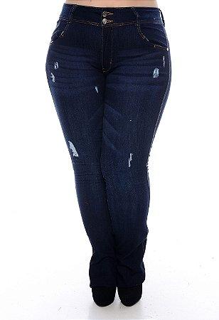 Calça Jeans Plus Size Wenger