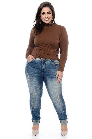 Blusa Plus Size Denni