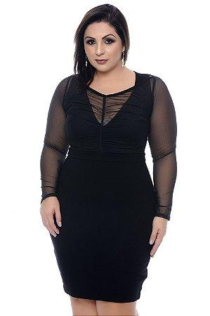 Vestido Plus Size Nuhma