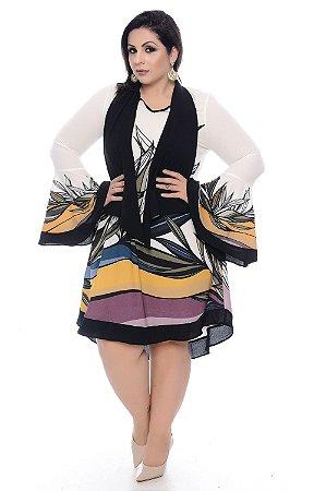 Vestido Plus Size Lethana