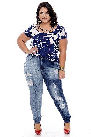 Calça Jeans Plus Size Liana