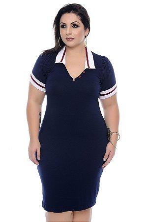 Vestido Plus Size Tebas