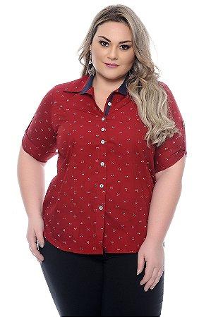 Camisa Plus Size Umbria