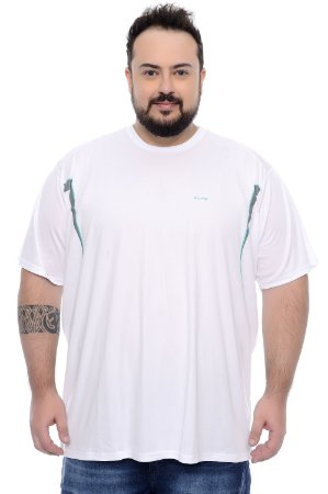 Camiseta Masculina Plus Size Fulvio