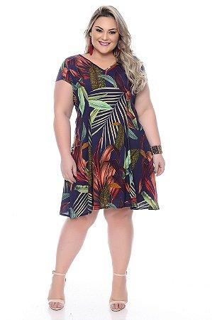 Vestido Plus Size Irvine