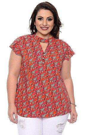 Blusa Plus Size Tiffany