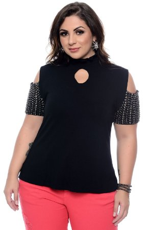Blusa Plus Size Mytras