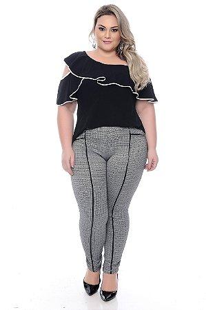 Blusa Plus Size Eleonora