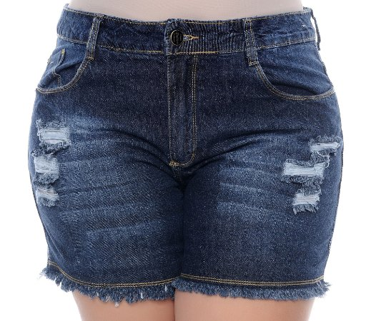 Shorts Jeans Plus Size Giverny
