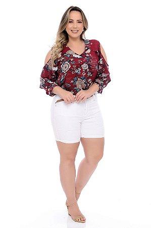 Blusa Plus Size Maelee