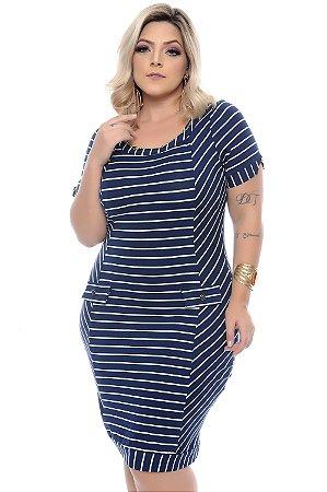 Vestido Plus Size Adhora