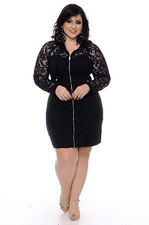 Vestido Plus Size Brooke