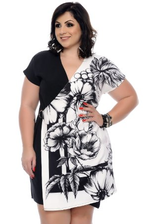 Vestido Plus Size Viedma