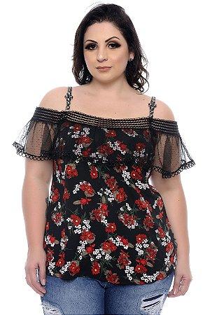 Blusa Plus Size Siphe
