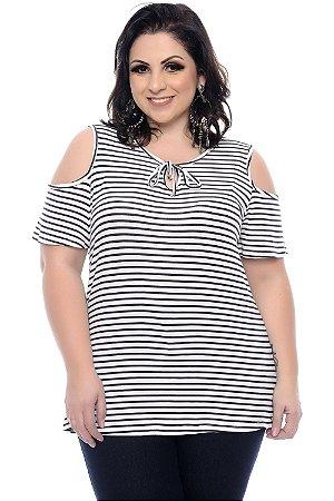 Blusa Plus Size Darylle