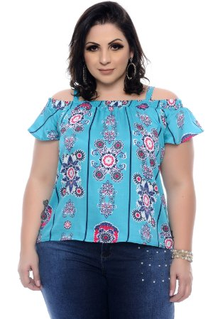 Blusa Plus Size Monise