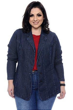 Blazer Jeans Plus Size Yoselin