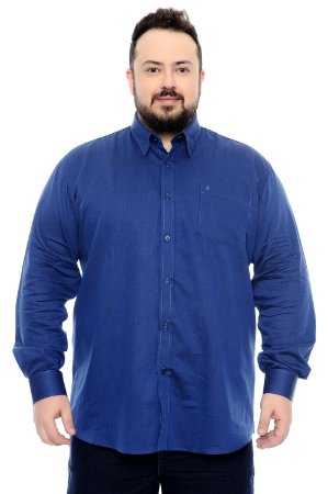 Camisa Plus Size Kaueh