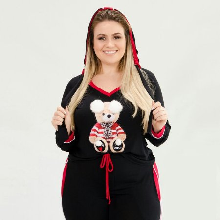 Conjunto Plus Size Molly
