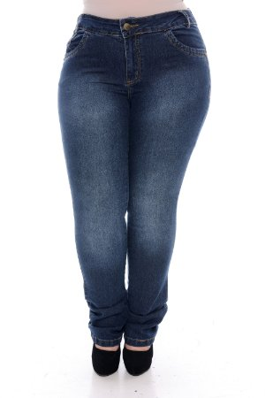 Calça Jeans Plus Size Andryne