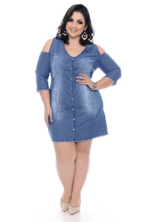 Vestido Plus Size Aldy