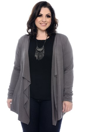 Cardigan Plus Size Sumaya