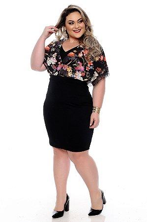 Vestido Plus Size Hailda