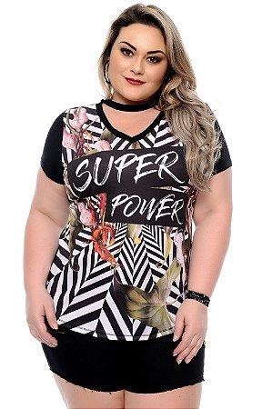 T-Shirts Plus Size Marlett