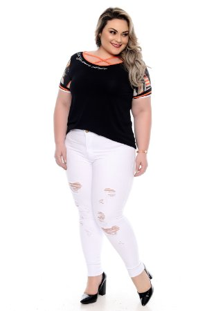 T-Shirt Plus Size Elynne