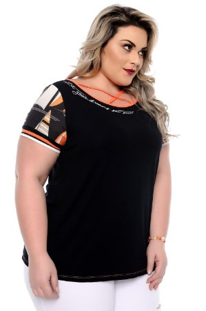 T-Shirt Plus Size Elynne