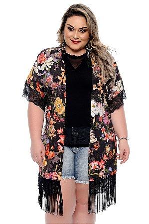 Kimono Feminino Plus Size Katrine