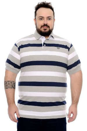 Polo Plus Size Demas