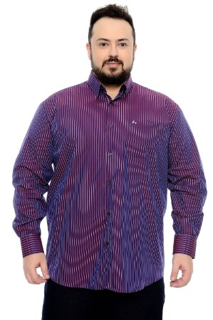 Camisa Plus Size Hector