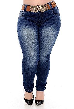 Calça Jeans Plus Size Chrisse