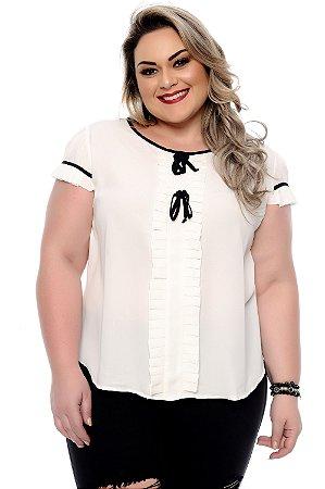 Blusa Plus Size Wayne