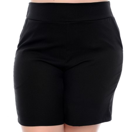 Shorts Plus Size Carlie