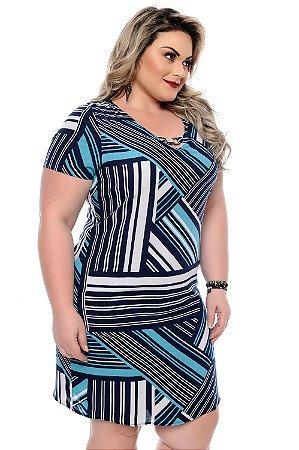 Vestido Plus Size Alyne
