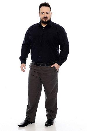 Camisa Plus Size Scott