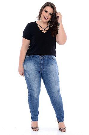 Blusa Plus Size Thamea