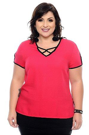 Blusa Plus Size Keury