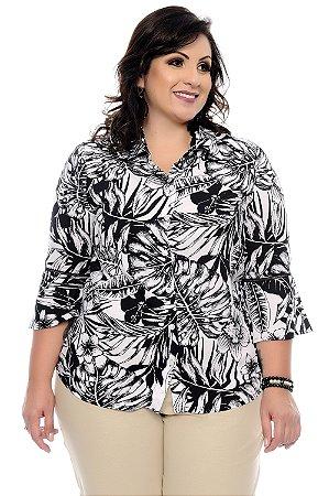 Camisa Plus Size Arkette