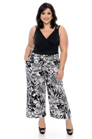 Pantacourt Plus Size Marize