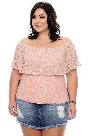 Blusa Plus Size Evanise