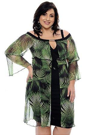 Vestido Plus Size Naome