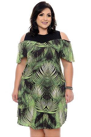 Vestido Plus Size Myluri