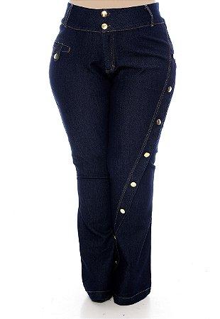 Calça Jeans Plus Size Dheeila