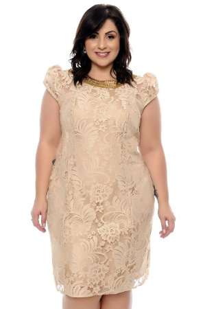Vestido Plus Size Anaah