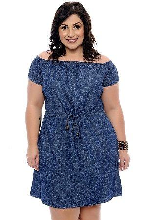 Vestido Plus Size Maryone